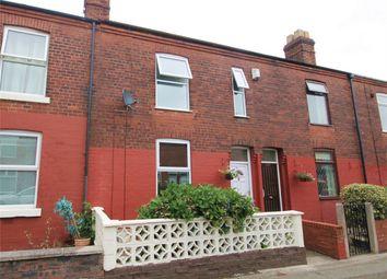 Thumbnail 3 bed terraced house for sale in Longford Street, Warrington