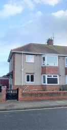 Thumbnail 1 bed flat to rent in Bruce Crescent, Hartlepool