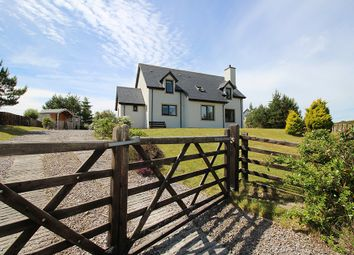Thumbnail 4 bed detached house for sale in Coille Dorch, Badachro, Wester Ross