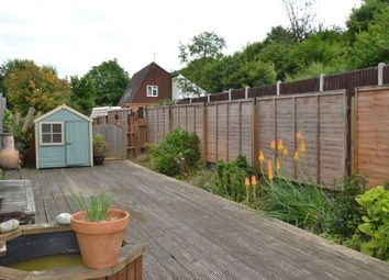 Thumbnail 2 bedroom terraced house to rent in Robin Hood Lane, Walderslade, Chatham