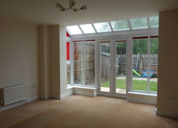 Thumbnail 3 bedroom town house to rent in Foxhall Road, Ipswich, Suffolk