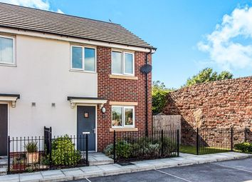 Thumbnail 2 bedroom semi-detached house for sale in Oregon Close, Bootle