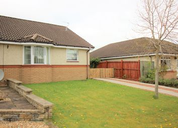 Thumbnail 2 bed bungalow for sale in Goldpark Place, Livingston