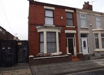 Thumbnail 3 bed end terrace house for sale in Pentland Avenue, Walton, Liverpool, Merseyside