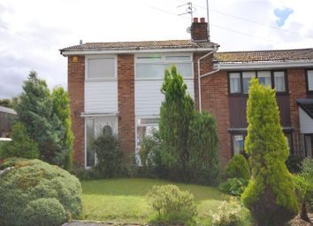 Thumbnail 3 bed semi-detached house to rent in Park Hey Drive, Appley Bridge, Wigan