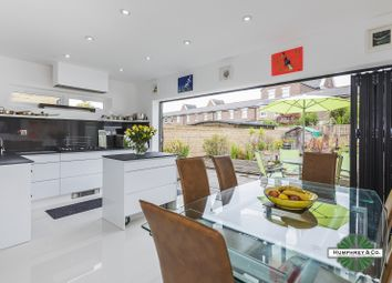 Thumbnail 3 bed end terrace house for sale in East Ferry Road, London