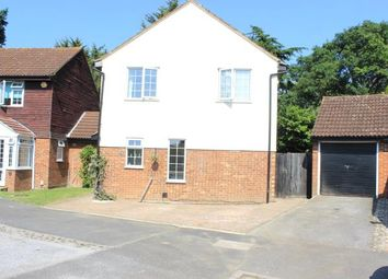 Thumbnail 4 bed detached house for sale in Emmaus Way, Chigwell