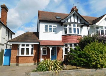 Thumbnail 4 bed semi-detached house for sale in Ditton Road, Surbiton