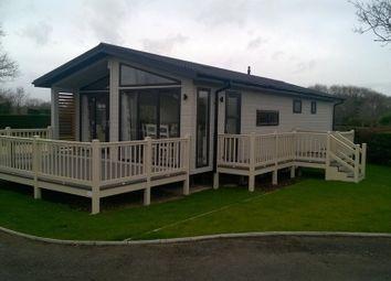 Thumbnail 3 bed mobile/park home for sale in Merley House Lane, Ashington, Wimborne