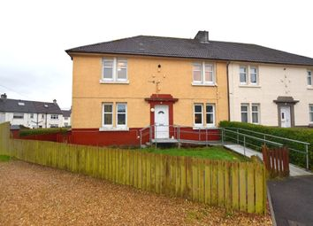 Thumbnail 2 bed flat for sale in Woodlands Crescent, Bothwell, Glasgow