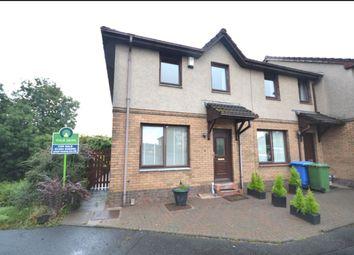 Thumbnail 3 bed terraced house for sale in Norwood Court, Bonnybridge