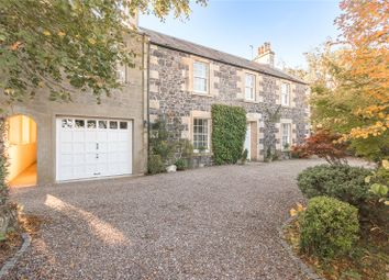 Thumbnail 5 bedroom detached house for sale in Perth Road, Abernethy, Perthshire