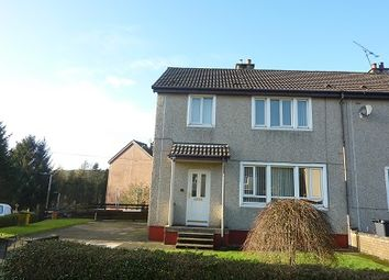 Thumbnail 3 bed end terrace house for sale in Linn Place, Auldgirth, Dumfries