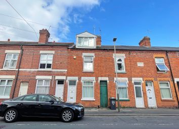 Thumbnail Terraced house for sale in Grasmere Street, Leicester, Leicestershire