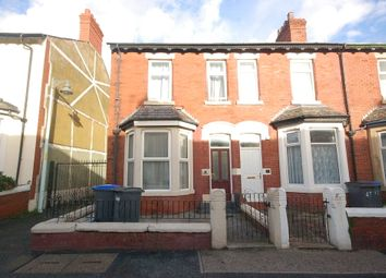 Thumbnail 4 bedroom end terrace house for sale in Oxford Road, Blackpool