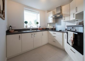 Thumbnail 2 bed flat to rent in Bakers Way, Exeter