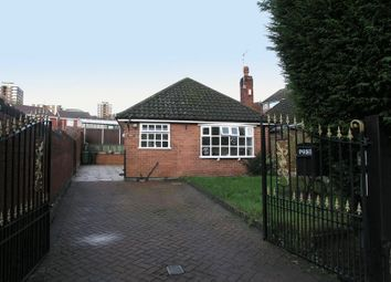 Thumbnail 2 bed detached bungalow for sale in Delph Road, Brierley Hill
