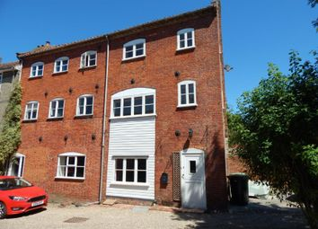 Thumbnail 2 bed end terrace house for sale in 5 Keeleys Yard, Harleston, Norfolk