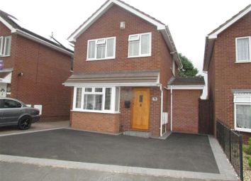 Thumbnail 3 bed link-detached house to rent in Sycamore Road, Kingsbury, Tamworth, Staffordshire