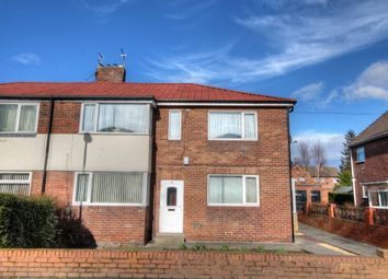 Thumbnail 2 bed flat for sale in South View, East Denton, Newcastle Upon Tyne