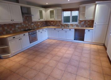 Thumbnail 4 bed detached house for sale in Mussons Close, Corby Glenn, Grantham