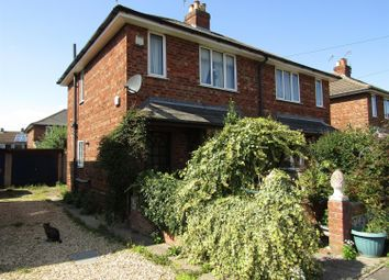 Thumbnail 2 bed semi-detached house for sale in Queensfield, Gainsborough