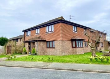 Thumbnail 3 bed flat for sale in Burwash Close, Eastbourne