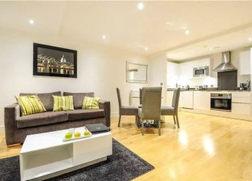 Thumbnail 1 bed flat to rent in Admirals Tower, 8 Dowells Street, Greenwich, London
