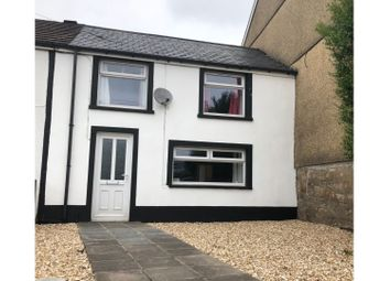 Thumbnail 2 bed terraced house for sale in Greenfield Terrace, Tredegar
