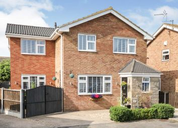 Thumbnail 4 bed detached house for sale in Birkdale Grove, Retford