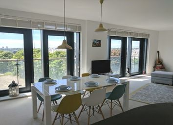 Thumbnail 2 bed flat to rent in Azure, Hoe, Plymouth