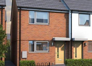 Thumbnail 2 bedroom semi-detached house for sale in Harden Road, Walsall