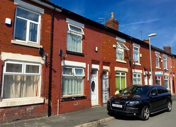 Thumbnail 2 bed terraced house to rent in Heald Avenue, Rusholme, Manchester