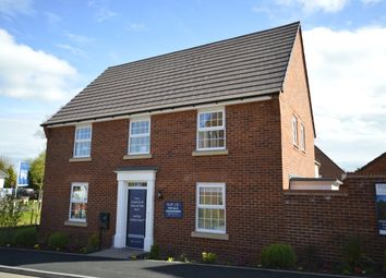 Thumbnail 4 bed detached house for sale in Montgomery Place, Morda Road, Oswestry