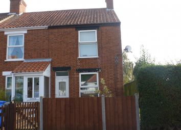 Thumbnail 2 bedroom end terrace house to rent in Somerton Avenue, Lowestoft