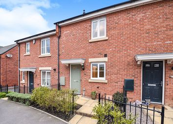 Thumbnail 2 bed terraced house for sale in Salford Way, Church Gresley, Swadlincote