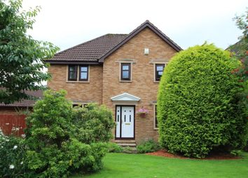 Thumbnail 4 bed detached house for sale in Fairlie, East Kilbride, Glasgow