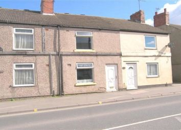 Thumbnail 2 bed terraced house to rent in Nottingham Road, Somercotes, Alfreton