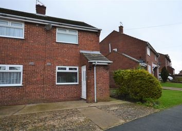 1 bed end terrace house for sale in Constable Road, Hunmanby, Filey YO14