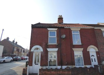 Thumbnail 2 bedroom terraced house for sale in St. Nicholas Terrace, Northgate Street, Great Yarmouth