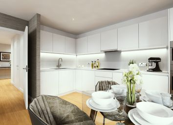 Thumbnail 1 bed flat for sale in Chrisp Street, Poplar
