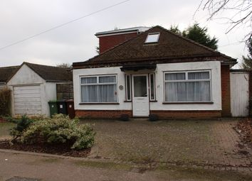 Thumbnail 5 bedroom detached bungalow for sale in Daleside Drive, Potters Bar