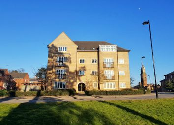 Thumbnail 2 bed flat for sale in St Crispin Drive, Northampton