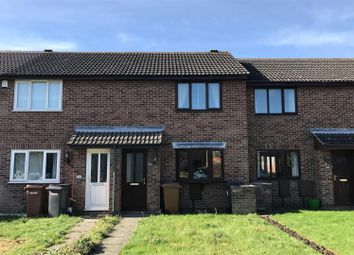 Thumbnail 2 bed terraced house for sale in Charnwood Avenue, Asfordby, Melton Mowbray