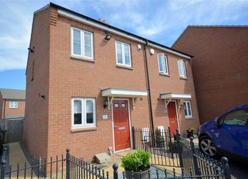 Thumbnail 2 bed semi-detached house to rent in Wendling Road Kingsway, Quedgeley, Gloucester