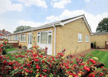 Thumbnail 3 bed semi-detached bungalow for sale in St Davids Close, Brixworth, Northampton