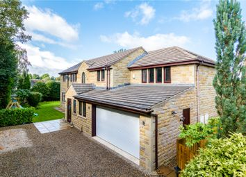 Thumbnail 5 bed detached house for sale in Walton Locks, Wakefield, West Yorkshire
