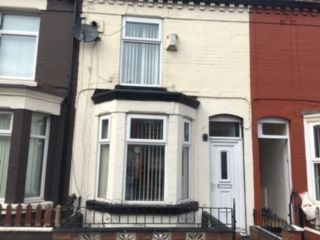 Thumbnail 2 bed terraced house to rent in Beechwood Road, Seaforth, Bootle