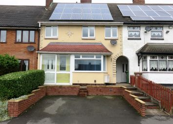 Thumbnail 3 bed town house for sale in Abbey Square, Bloxwich, Walsall