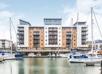 Thumbnail 3 bed flat for sale in Mizzen Court, Portishead, Bristol